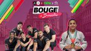 Retrouvez le Wolf's Bar et Amal Amjahid le 23 juin dans Bouge à Bruxelles au stade Roi Baudouin