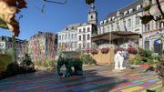 L'Elephant Parade à Mons c'est jusqu'au 2 septembre