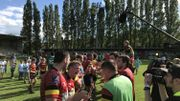 La Belgique s'impose contre le Portugal et assure son maintien en VI Nations B