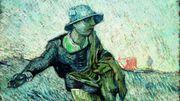 Tapis rouge pour Vincent Van Gogh à Mons 2015