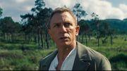 Bande annonce à haute intensité dramatique pour l'ultime James Bond avec Daniel Craig