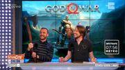 """""""God of War"""" revient en exclisivité sur PS4"""
