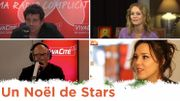 Patrick Bruel, Vanessa Paradis, Zaz et Pascal Obispo pour un Noël de stars!