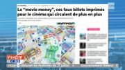 "La ""Movie money"": ces faux billets circulent de plus en plus"