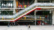 Le Centre Pompidou enregistre 3,45 millions de visiteurs en 2014