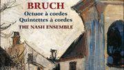 """CD de la semaine : The Nash ensemble """"Max Bruch, Quintettes et octuor à corde"""" (HYPERION)"""