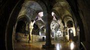 Le tombeau du Christ en passe d'être restauré