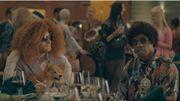 """Ed Sheeran et Travis Scott: un clip rétro pour """"Antisocial"""", et quelques vidéos des coulisses"""