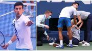 Novak Djokovic disqualifié de l'US Open pour avoir touché une juge de ligne avec une balle