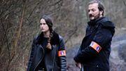"""Patrick Ridremont et Constance Gay dans """"Unité 42"""""""