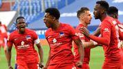 Dedryck Boyata, buteur, mène le Hertha Berlin vers le maintien, Dodi Lukebakio exclu