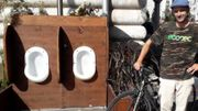 Des toilettes qui transforment l'urine en fertilisant naturel