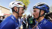 Alaphilippe et Gilbert emmèneront l'équipe Quick-Step Floors sur Liège-Bastogne-Liège