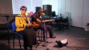 Amadou & Mariam en session acoustique
