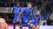 Troisième match sans victoire pour Anderlecht, battu à Genk