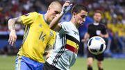 Suède-Belgique : le face à face