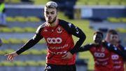 Le buteur de Seraing Georges Mikautadze appelé pour la première fois en équipe nationale géorgienne