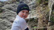 Siméon, 5 ans et demi, de Vesqueville, va grimper l'équivalent du Mont-Blanc au profit de Viva for Life