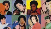 """La série """"Athletes"""" de Warhol mise aux enchères pour la première fois"""