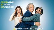 """La semaine cinéma de Cathy Immelen avec """"A bras ouverts"""", une comédie paresseuse qui pose question"""