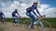 La formation belge Wanty-Groupe Gobert sera au Tour de France et au Dauphiné