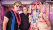 Les frères Taloche se déguisent en Barbie et Ken pour Viva for Life!