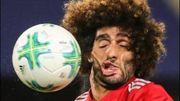 Cliché étonnant de Fellaini face au Real Madrid, le Mancunien en rit encore