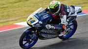 Moto3 : Arbolino en pole, Livio Loi 16ème