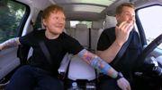 Chansons et grosse déconne dans le Carpool Karaoké d'Ed Sheeran