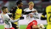 Dortmund et Batshuayi éliminés, Arsenal sort facilement l'AC Milan
