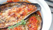 Recette : Aubergines alla parmigiana
