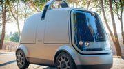 Feu vert des Etats-Unis pour un véhicule autonome de livraison