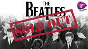 Beatles Tour 2017 - sold out