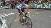 """De Gendt meilleur grimpeur de la Vuelta : """"Un maillot que je visais depuis plusieurs années"""""""