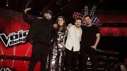 Les finalistes de The Voice Belgique sont...