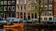 Amsterdam tombe doucement en ruine, la ville réagit après 5 ans de rapports alarmants d'experts