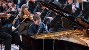 Concert prélude à la fête nationale avec le Belgian national Orchestra et Henry Kramer