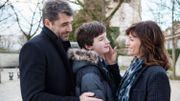Thierry Neuvic tombe nez à nez avec Anne Caillon, son ex-femme de passage dans la région pour lui confier leur fils