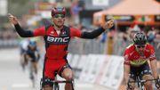 Greg Van Avermaet fait coup double à Tirreno-Adriatico