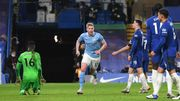 Premier League : Kevin De Bruyne buteur et passeur lors de la démonstration de Manchester City à Chelsea (1-3)