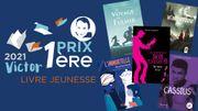Qui remportera le Prix Première Victor du Livre Jeunesse 2021 ?