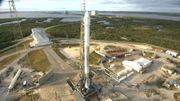 USA: le test de SpaceX pour le transport d'astronautes reporté au 2 mars