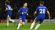 """Eden Hazard comparé à Messi et CR7: """"Difficile de marquer 50 buts en Angleterre!"""""""