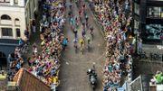 Le grand départ du Tour d'Espagne à Utrecht en 2020