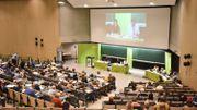 Le congrès Ecolo