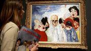 La maison de ventes Sotheby's proposera des impressions de James Ensor aux enchères