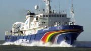 L'Esperanza, navire de Greenpeace