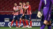 L'Atlético Madrid et Yannick Carrasco, buteur, battent la Real Sociedad et font un pas vers le titre