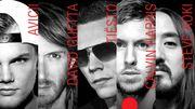 David Guetta nommé meilleur DJ masculin français de l'année