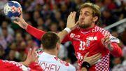 La Croatie entame le Tour principal par une victoire à son Euro de handball